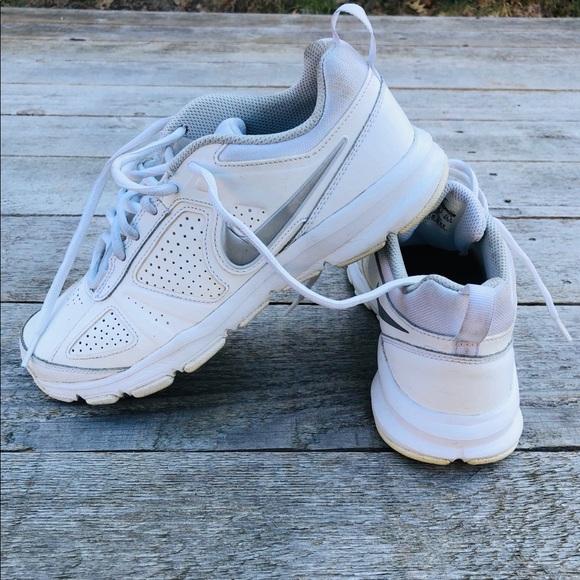 NIKE WMNS T LITE XI schwarz pink Damen low top Sneakers
